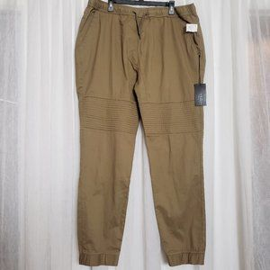 Steve's Jeans Khaki Jeans Draw String Side Pockets